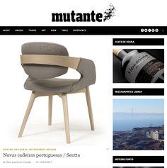 Colección Egur de Aitor Garcia de Vicuña  ( AGVestudio ) para Sentta en Mutante Magazine.