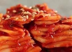kimshi masakan khas korea banyak di cari