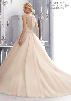Mori Lee 2015 Spring Bridal Collection. Comes in white, ivory, blush #styled.by.madison