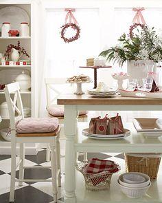 The English Company: ¿Decoras tu cocina en Navidad?