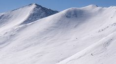 Where I live in the winter as much as possible - Whale's Tail bowls Breck
