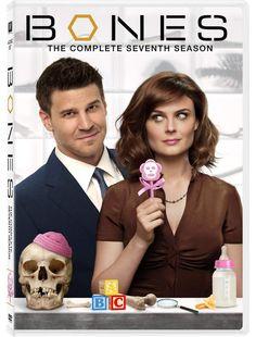 Bones saison 7 en dvd/blu-ray : nouveau visuel