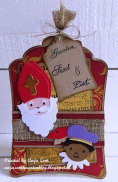 Anja Zom kaartenblog: Eerst twee dagen KreaDoe zitten erop Marianne Design Cards, Diy And Crafts, Have Fun, December, Scrapbook, Crafty, Christmas Ornaments, Holiday Decor, Sarah Kay