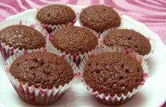 Μίνι κέικ Νutella's με 3 υλικά σε 3 κινήσεις | Συνταγές - Sintayes.gr Little Chef, Candies, Chocolate Cake, Sweet Recipes, Spiderman, Muffin, Frozen, Cupcakes, Tasty