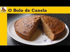 Receita do bolo de canela (fácil é rapida) - YouTube