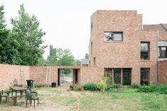 Brick Works, Industrial Living, Brick And Stone, Brick Building, Urban Planning, Havana, Living Spaces, Home And Family, Exterior
