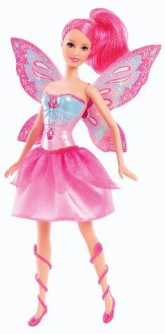 Barbie Y6376 Mariposa Freundin Puppe, Rosa Barbie http://www.amazon.de/dp/B00C6QA5II/ref=cm_sw_r_pi_dp_feAXwb0DZ1AHY