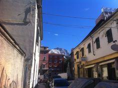Alpi Apuane da Carrara