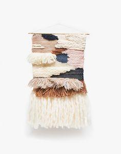 Amazing MINNA weaving