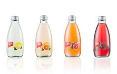 Capi drink brand designed by CIP Creative