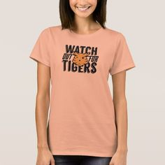 Watch out for tigers