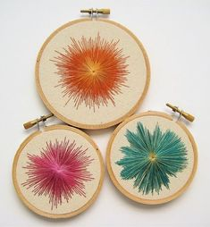 Bursting with color · Needlework News | CraftGossip.com