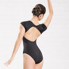 Ballet Cap Sleeved P173 with free uk delivery on all orders over £60.