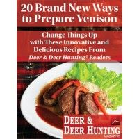 The quality of your venison is a direct result of the care you take (or don't) after the animal is down and while you are processing the animal at home. However, did you know that the it's equally important to take care before the shot and during the trailing process? Here's a few tips that might help you improve the quality of your venison this fall. They come from Joe …
