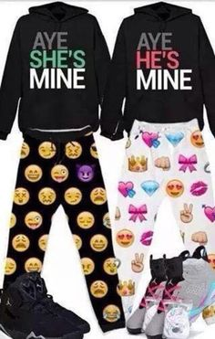 jumpsuit hoodie style couple sweaters emoji pants black jordans pink white fashion red lime sunday shoes