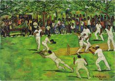 in Jamaica World Cricket, Sport Craft, Cricket Sport, Girls Softball, Sport Photography, Sport Football, Sports Art, World Best Photos, Liverpool Fc
