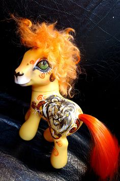 My little pony custom Africa by AmbarJulieta.deviantart.com on @deviantART