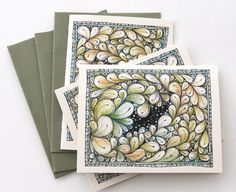 119 Best Zentangle Greetings Cards Images