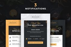An Introduction to Mosher - Food, Coffee & Drink Email Template For Restaurant + Builder Access --- Demo URL: --- Mosher is a high-quality designed multipurpose Html Email Templates, Newsletter Templates, Campaign Monitor, Responsive Email, Aol Mail, Sales Letter, Email Client, Page Online, Mail Marketing