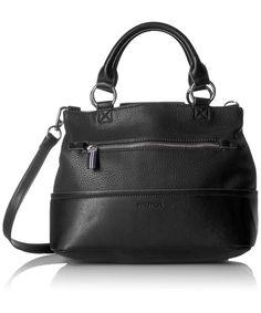 62158c86c49b Plain Sailing Satchel - Black - CF1824RZE56. Chanel HandbagsPurses ...