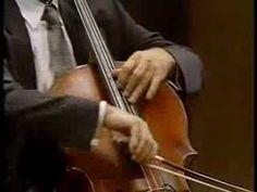 Janos Starker - Cassadó Cello Suite III. Mvt