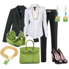 """Básicos"" by outfits-de-moda2 on Polyvore"