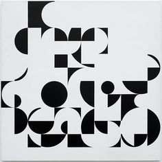 Julio Le Parc Surface series, Circles and squares developments, acrylic on canvas, 130 x 130 cm, 1958 Mid Century Modern Art, Mid Century Art, Graphic Design Illustration, Illustration Art, Lab Logo, Circular Logo, Composition Art, Spirited Art, Shadow Art