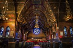 Photograph Sage Chapel by Ming Cai on 500px