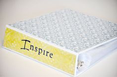 IHeart Organizing: UHeart Organizing: An Organized Inspiration Binder for Scrapping & Crafting