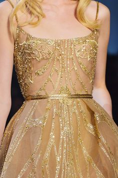 Elie Saab | Fall 2015 Couture