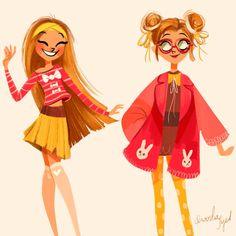 ♡ On Pinterest @ kitkatlovekesha ♡ ♡ Pin: Big Hero 6 ~ Honey Lemon ♡