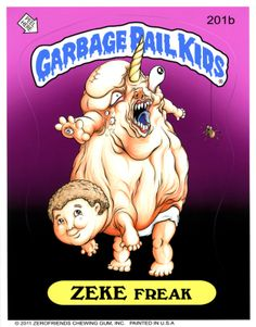 will hung garbage pail kids | gallery 1988 has posted up three more preview images of artwork that ...