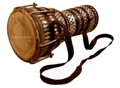orient exotic musical instrument afghanistan folk by KabulGallery