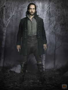 tom mison | Tom Mison es Ichabod Crane en 'Sleepy Hollow': Fotos - FormulaTV