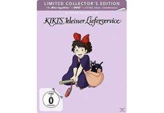 Kikis kleiner Lieferservice - (Blu-ray + DVD)