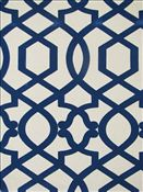 Luna Iman Fabric - Sultana Lattice Luna