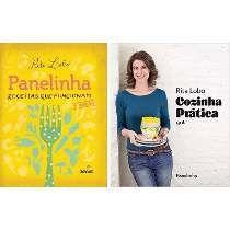 Livros - Panelinha + Cozinha Prática - Rita Lobo - Gnt