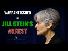 Arrest Warrant Issued For JILL STEIN! After She Joins Pipeline Protesters At Standing Rock ND - YouTube
