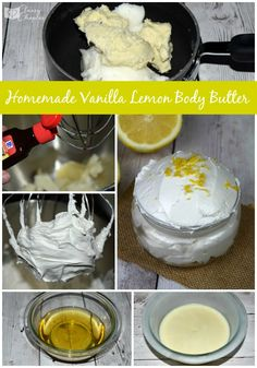 Seriously, this diy body butter recipe smells so good and is so easy to make. A must try!