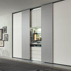 Imagini pentru mobila dormitor cu tv incorporat