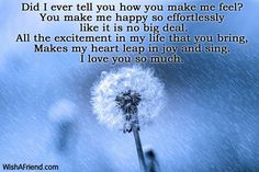 29 Best You Make Me Happy Quotes Images Positive Thoughts