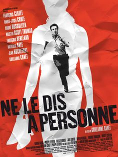 movie poster ''Ne le dis a personne'' - (Tell No One)