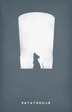 Ratatouille ~ Minimal Movie Poster by Andrea Nguyen ~ Pixar Series Ratatouille Disney, Ratatouille 2007, Minimal Movie Posters, Minimal Poster, Movie Poster Art, Poster S, Print Poster, Disney Kunst, Disney Art