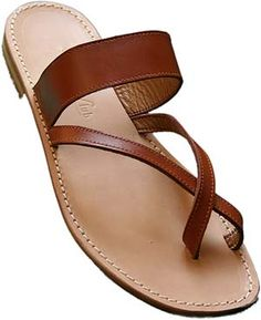 Handmade Sandals in Positano Diy Leather Sandals, Leather Slippers, White Sandals, Leather Shoes, Flat Dress Shoes, Bow Shoes, Slipper Sandals, Shoes Sandals, Look Fashion