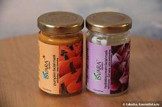 Тыква и лотос от Isvara Organics — Отзывы о косметике — Косметиста