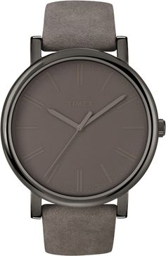 Timex Originals Classic Round. It's not original unless it's a Timex. http://goo.gl/RqDmKc
