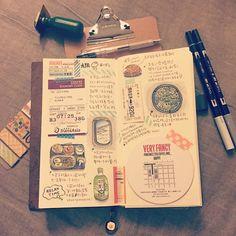 Christine Hu @atinghu 草稿打得差不多了。但目前只完成了一頁。 旅行本本要熱度還在趕緊補完啊啊啊 #travelersn... | Use Instagram online! Websta is the Best Instagram Web Viewer!