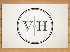 Wedding monogram Wedding logo Monogram design by balaiodesonhos
