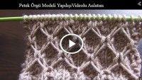 Veľmi veľa nahrávok  - videá vzory pletenie