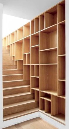 Cool stair space via I love creative designs and unusual ideas on Facebook